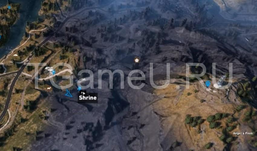 Far Cry 5 Алтарь веры 11