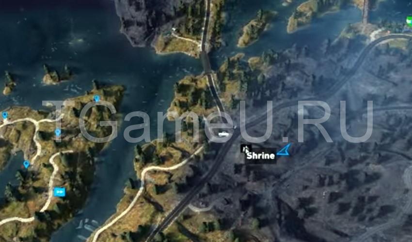 Far Cry 5 Алтарь веры 12
