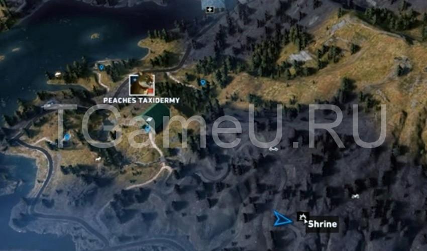 Far Cry 5 Алтарь веры 2