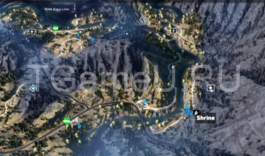Far Cry 5 Алтарь веры 6